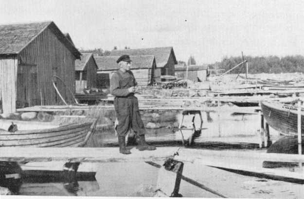 Fiskhamnen Obbola