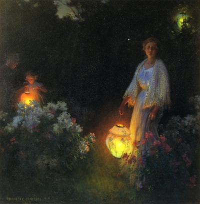 Courtney Curran lanterns 1913