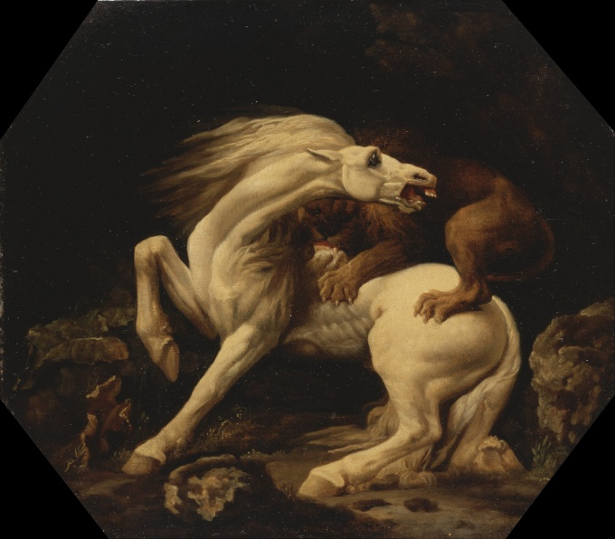 George_Stubbs_-_Horse_Attacked_by_a_Lion