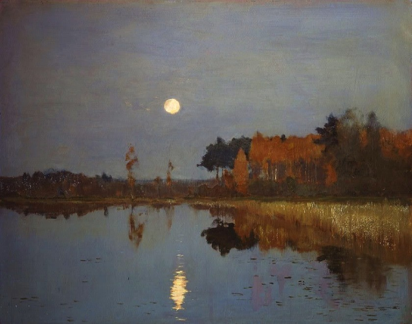 Moon at Twilight. 1899
