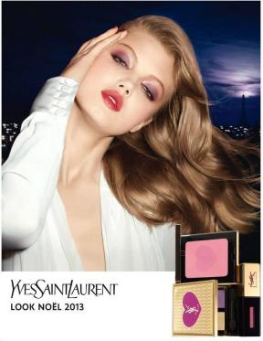 Beautiful-Famous-Fashion-Model-Lindsey-Wixson-Modeling-For-Yves-Saint-Laurent-Fashion-Ads-And-YSL-Beauty-Fashion-Advertisements