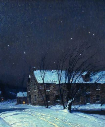 George Sotter (1879-1953) Silent Night c1923