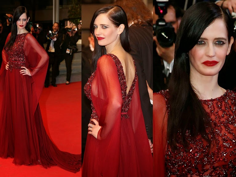 Eva Green & Elie Saab Couture