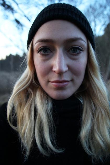 Kvinnan med den stora näsan