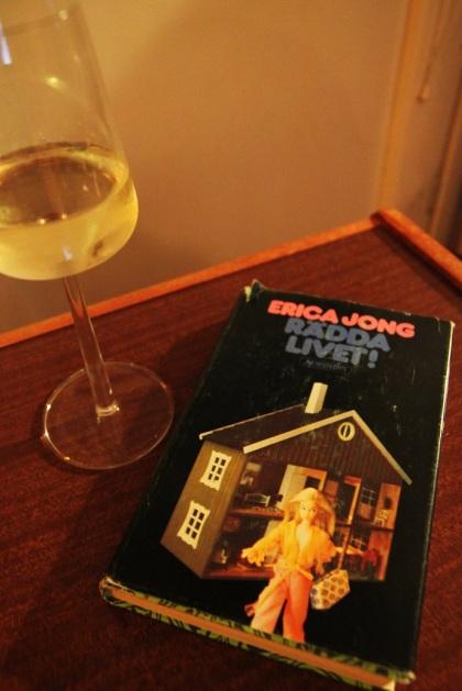 vin och bok