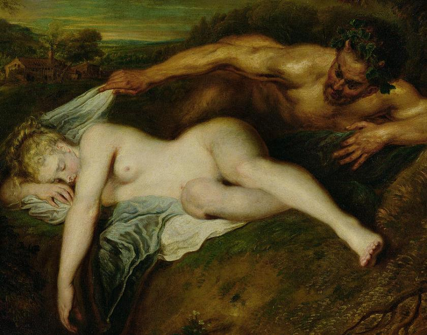 nymph-and-satyr-jean-antoine-watteau