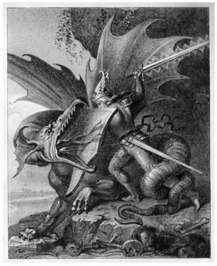Siegfried the Dragon Slayer
