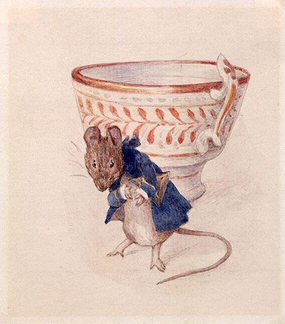 the gentleman mouse