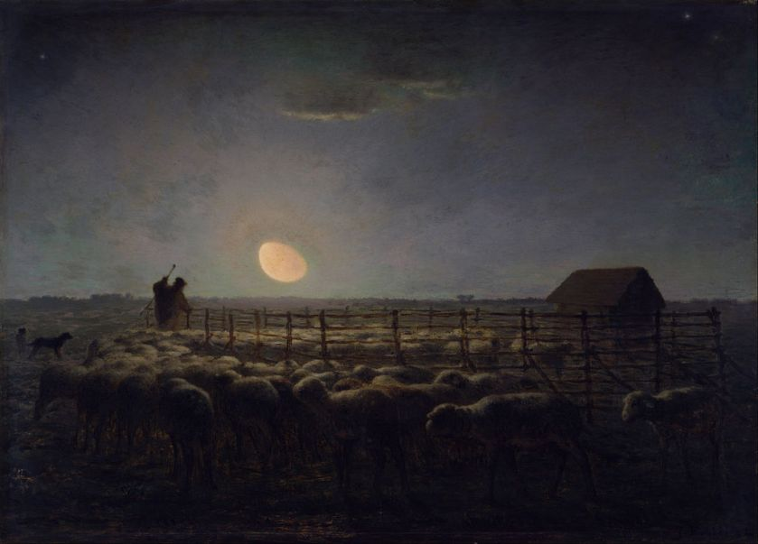 1024px-Jean-François_Millet_-_The_Sheepfold,_Moonlight_-_Google_Art_Project