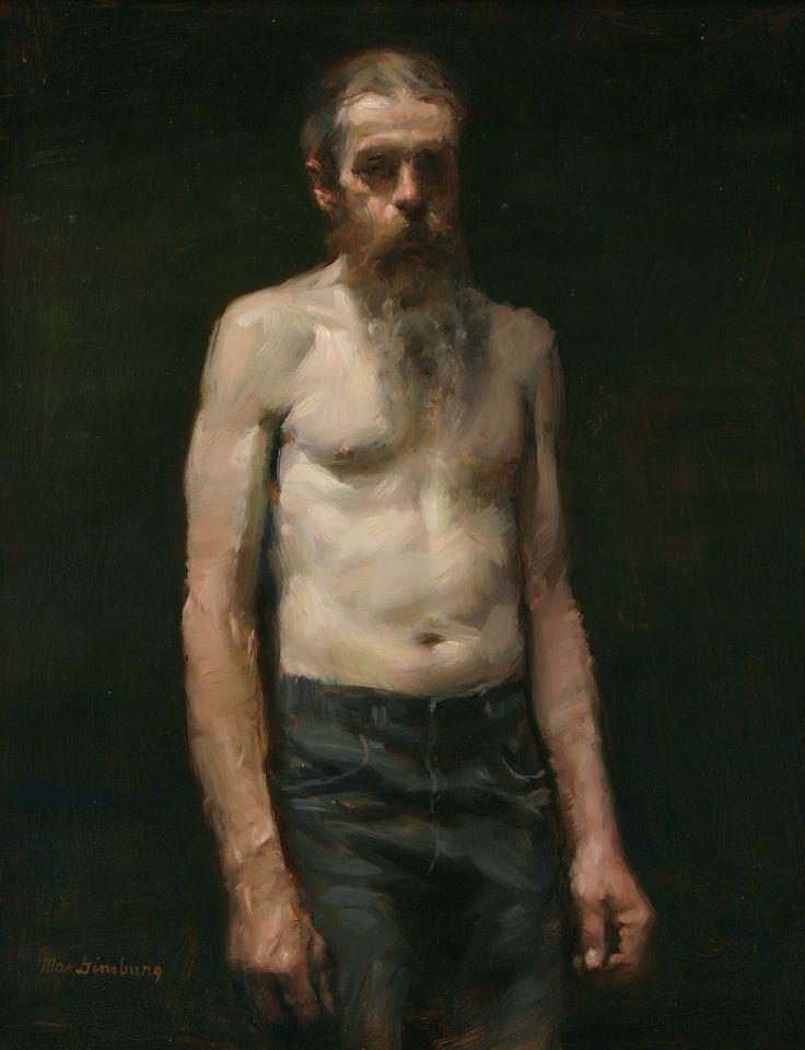 Max Ginsburg_Bearded Shirtless