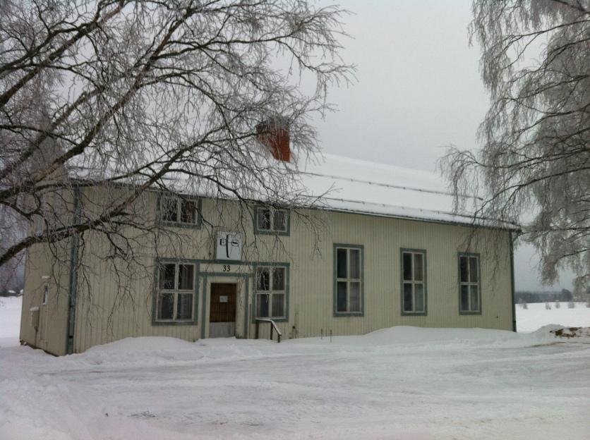 Bönehuset