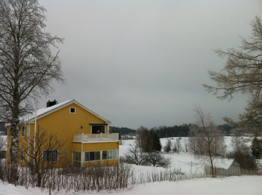 Mormor och morfars hus