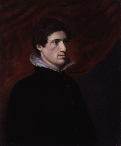 Portrait of Charles Lamb by William Hazlitt, 1804