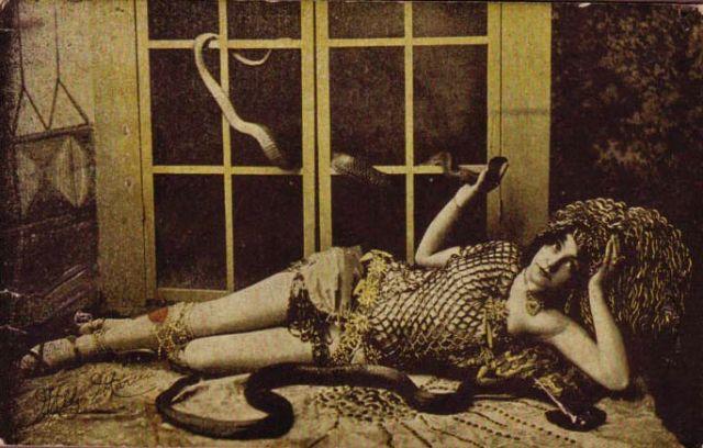 female-snake-charmer