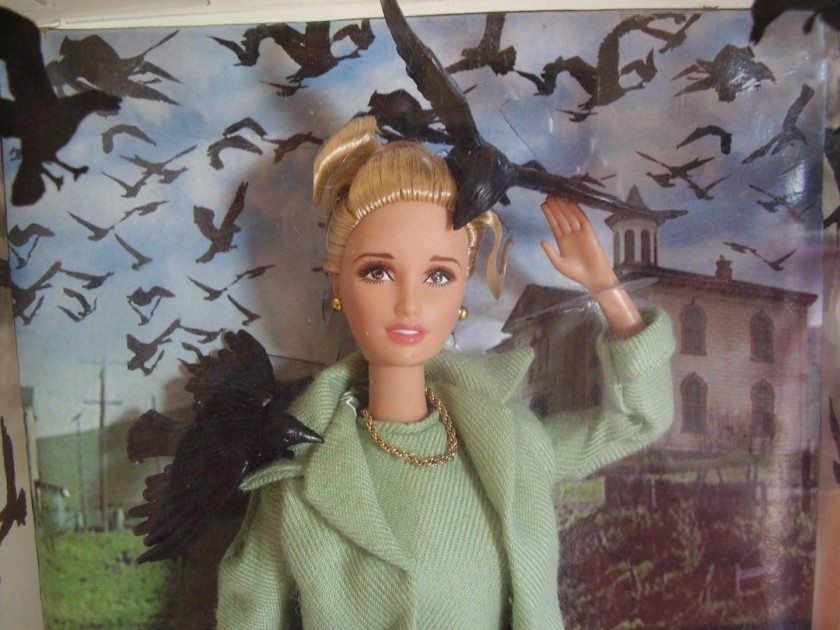 the birds barbie