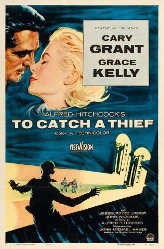 to catch a thief 1955
